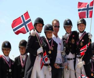 BORGE L-Dressur @ Fredriksborg Hestesportsenter