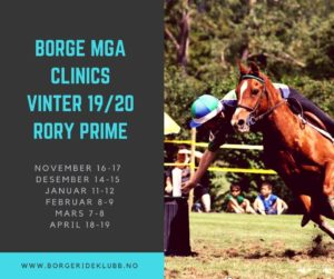 BORGE MGA Clinic Desember 2020 @ Borge MGA Clinic Desember 2020