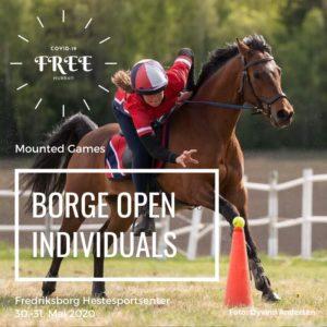 Borge Open Individuals @ Fredriksborg Hestesportsenter